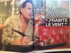 4 pages dans la revue Jour de France