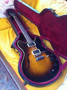 Gibson ES 335 pro 1980