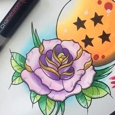 We're loving this amazing Dragonball artwork done by the incredible @tattoojoe_!! You should definitely check out more of his artwork :) Watch todays speed-colouring video (available on our Facebook page) for some interesting tips and to find out how Joe created his stunning artwork. Our favourite character was always #Piccolo ! Comment your favourite below!! :) #chameleonpens #tattoojoe #alcoholmarker #art #artwork #illustration #tattoo #colour #color #speedcolouring #speedcoloring #video…