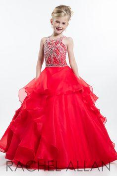 Pretty Pageant Dresses