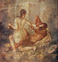 Pompeii (?)   Museo Archeologico Nazionale Napoli.