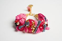 Gorgeous bracelet from Spanish & Sisters #jewelry #Spanish_sisters #bracelet