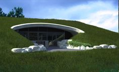 Earth Sheltered house designs