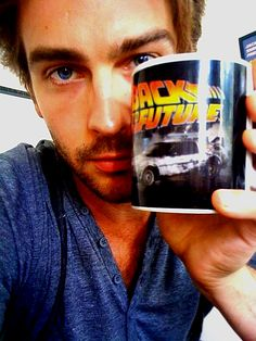 Tom Mison   All Time Favorite Photo