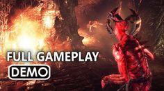 AGONY Gameplay FULL Demo Walkthrough