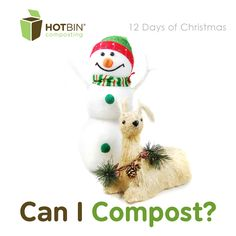 HOTBIN is never one for waste so add any leftovers from Santa and Rudolph including mince pies and carrots. http://www.hotbincomposting.com/blog/christmas-characters.html | #waste #recycling #compost #HOTBIN