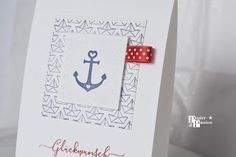 Papier und Passion: Doch noch maritim...