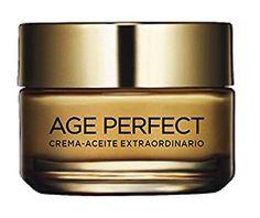 L'Oreal Paris Crema Día Nutritiva Aceite Extraordinario Age Perfect - 50 ml