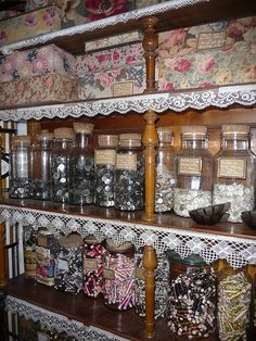 Love it for the sewing room.  Unless I actually use all my canning jars this summer.