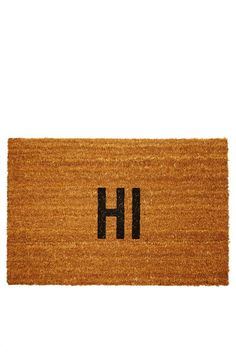 Hi Doormat | Shop Home at Nasty Gal