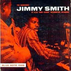 """The Incredible Jimmy Smith 