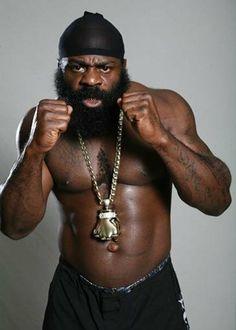 """Kevin """"Kimbo Slice"""" Ferguson (street fighter) 1974-2016"""