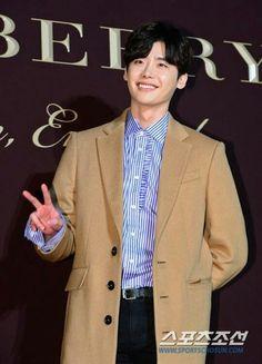 Las etiquetas más populares para esta imagen incluyen: kdrama, korean actor, lee jong suk, k actor y ygk+