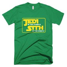 Jedi In The Streets T-Shirt For Men - #shirterrific #apparel #clothing #shopping #shopsmallbusiness #shoponline #shoppingonline #shoppingusa #shoppinginsta #deals #hotdeals #promotions #sales #buynow #bargains #bestbuy #bestseller #bestselling #shopping #onlineshop #onlineshopping #shoppingonline #instashop #store #stores #onlinestore #shopandsave #now #today . #ShopNow From Our Profile Link! . Shirterrific was born from the love of funny t-shirts and good humour we specialize in funny…