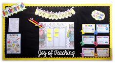 Our Writing Bulletin Board!