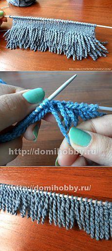 Лора лора вязание на осинке