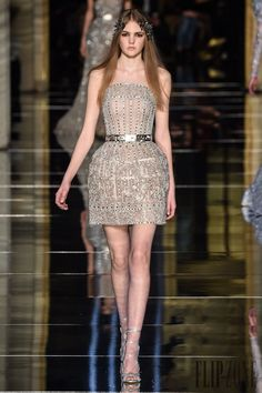 Zuhair Murad – spring 2016 couture collection