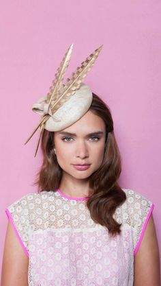 Gina Foster Millinery - Tulip. #passion4hats