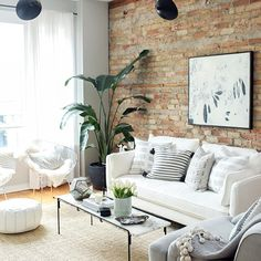 Living Room Design 101 - The Everygirl