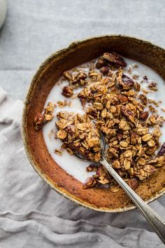 French Toast Granola
