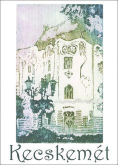 Kecskeméti témák - Művészi ajándék - Cultural Gifts - Kecskemét, Magyarország Vintage World Maps, Diagram, Art, Art Background, Kunst, Art Education