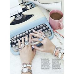 Marie Claire Magazine ❤ liked on Polyvore featuring backgrounds, photos, pictures, pic and blue