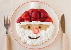 Αγιοβασιλιάτικα Pancakes για παιδιά - Xmas Life!