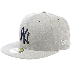 Graue #Cap mit #Stitching ab 24,95€ Hier kaufen: http://stylefru.it/s650030 #muetze #basecap #grau