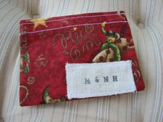 Cowboy Mini Snack Bag by MamaandNonni on Etsy, $3.00