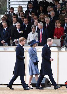 British Royal Family at Iraq Memorial Dedication March 2017   POPSUGAR Celebrity