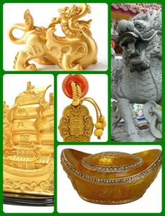 Feng Shui Symbols for Prosperity and Abundance Feng Shui Luck, Feng Shui Symbols, Abundance, Lion Sculpture
