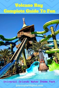 Universal Orlando Volcano Bay: Everything You Need To Know