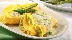 Rezept: Spargel Omelett