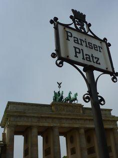 Brandenburger Tor in Berlijn