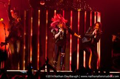 Demi Lovato Nationwide Arena Columbus, Ohio #NeonLightsTour 22-03-14