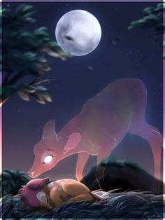 Bambi, Im sorry.. by polar-ARCTIK