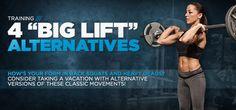 Bodybuilding.com - Regress For Progress: 4 Alternatives To The Big Lifts
