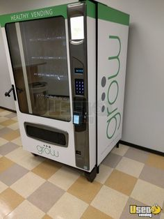New Listing: https://www.usedvending.com/i/2016-GROW-G3-Healthy-Vending-Machines-for-Sale-in-Texas-/TX-HV-629X 2016 GROW G3 Healthy Vending Machines for Sale in Texas!!!