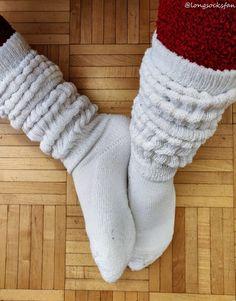 Thigh High Socks, Thigh Highs, Slouch Socks, Sexy Socks, Tights, Leggings, Women's Fashion, Socks, Panty Hose