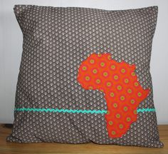 Nobantu Shweshwe cushion cover