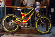 Darren Berrencloth's Specialized Demo