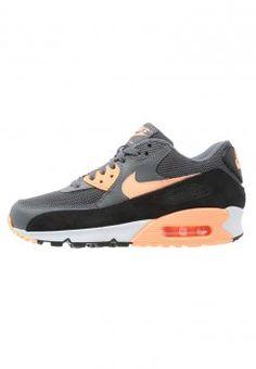 3cd7715101a Nike Sportswear - AIR MAX 90 ESSENTIAL - Baskets basses - dark grey sunset  glow