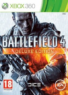 Battlefield 4 Deluxe  xbox 360    nuovo!