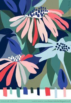 Ophelia Pang – early summer Ophelia Pang – early summer More from my siteSummer medley Summer medley Summer medley Art And Illustration, Illustration Inspiration, Vector Illustrations, Motif Floral, Floral Prints, Art Prints, Floral Print Design, Graphic Prints, Fabric Design
