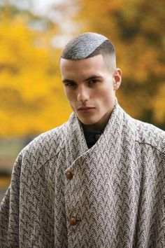 The Solitude Hypebeast Editorial Embraces Eccentric Styling #hair #coloredhair trendhunter.com