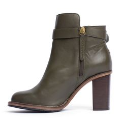 Hillary Ankle Boots: part of our Tommy Hilfiger women's footwear collection