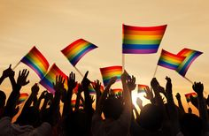 Gay Pride is celebrated during the month of June. This is a time to celebrate LGBT or Lesbian, Gay, Bisexual as well as Transgender pride. Pride Day, Gay Pride, Lgbt Day, Frases Lgbt, Gay Rights Movement, Straight People, Lgbt Rights, Human Rights, Equal Rights