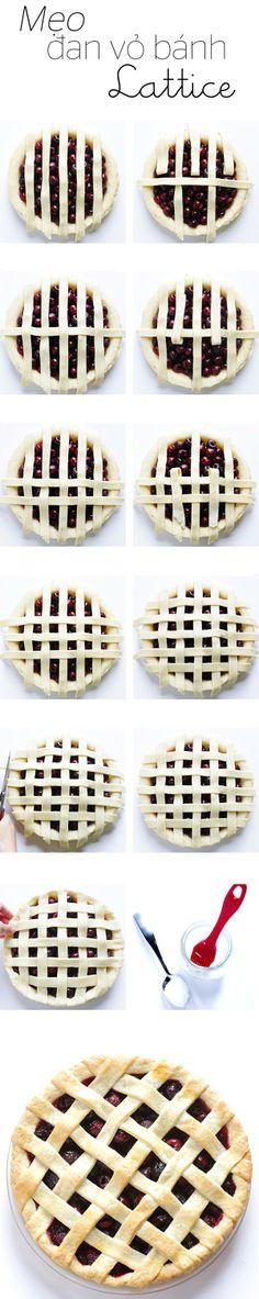 4 bí quyết làm bánh pie ai cũng nên biết 2