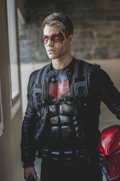 Red Hood (Jason Todd) by Michael Hamm Red Hood Cosplay, Dc Cosplay, Male Cosplay, Cosplay Outfits, Best Cosplay, Cosplay Costumes, Red Hood Costume, Robin Cosplay, Anime Cosplay