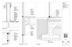 Drafting Sample Wall Sections Metal Stud Frame Common